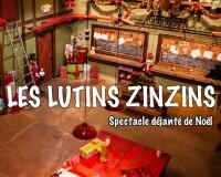 LES LUTINS ZINZINS & LE PÈRE NOËL