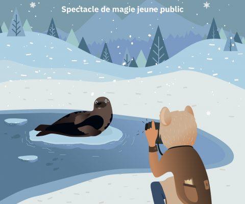 La surprise du pôle nord 1
